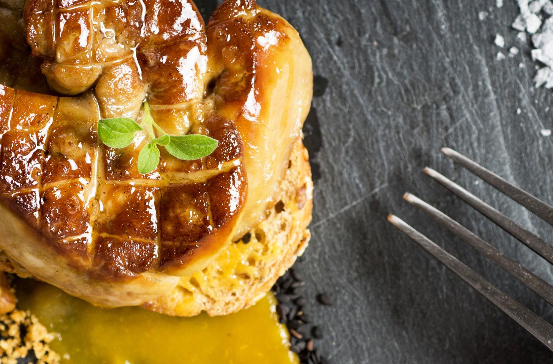 Recette de terrine de foie gras de canard au naturel